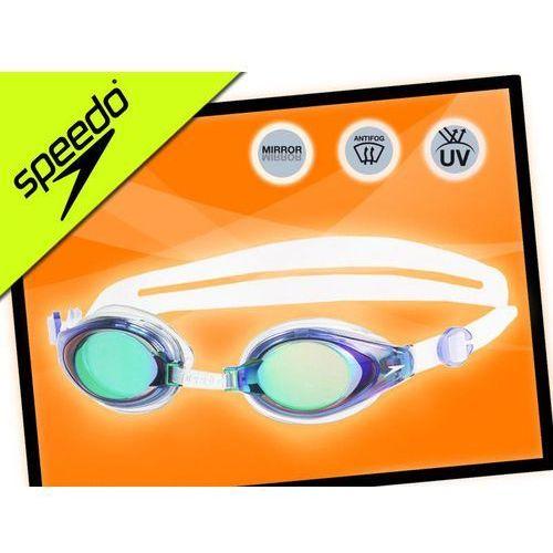 Speedo Okulary do pływania mariner mirror (5039247961503)