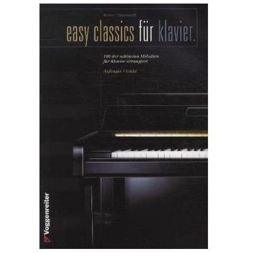 Easy Classics für Klavier (9783802408526)