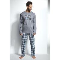 124/108 long island 2 melanż piżama męska marki Cornette