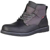 Levis Męskie buty levi's 225129 884 jax czarne