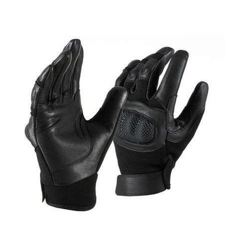Rękawice mtl tac-for carbon - 7020c-hd-ff czarne - black marki Mtl trade