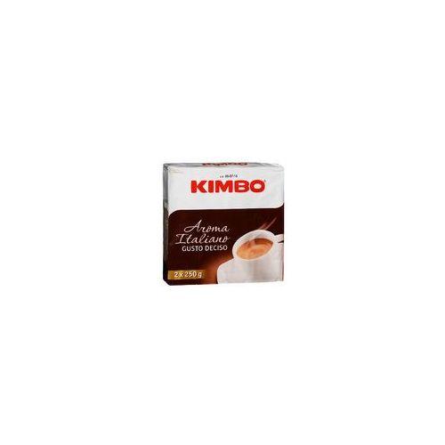 aroma italiano gusto deciso 10 x 0,25 kg mielona marki Kimbo