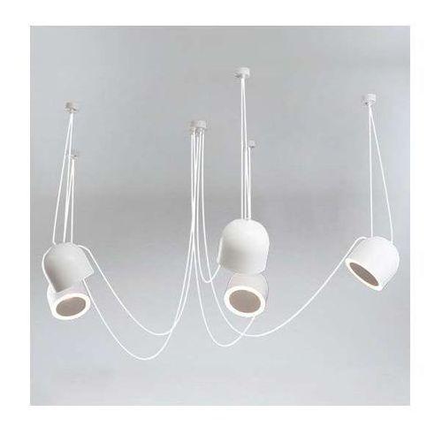 Shilo Lampa wisząca dobo 9038/e14/sz/kolor modernistyczna oprawa metalowy zwis (1000000427493)