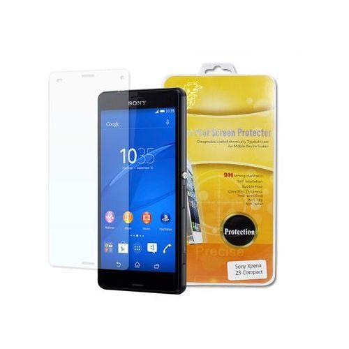 Etuo.pl - szkło Sony xperia z3 compact - szkło hartowane
