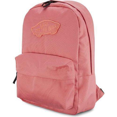 Vans Plecak wm realm backpack desert rose vn0a3ui6ydz1 desert rose