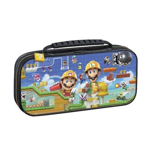 Big ben Etui game traveler deluxe travel case - mario maker do nintendo switch (0663293111022)