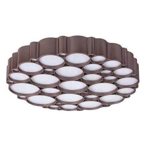 Sufitowa LAMPA plafon ANDELA 6040 Rabalux okrągła OPRAWA metalowa LED 48W 4000K złota (5998250360409)