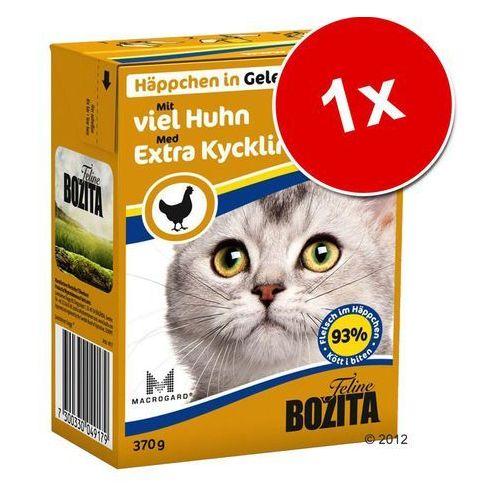 Bozita w galarecie, 1 x 370 g - Wątróbka z kurczaka| DARMOWA Dostawa od 89 zł + Promocje od zooplus!| -5% Rabat dla nowych klientów, 7300330049155-2
