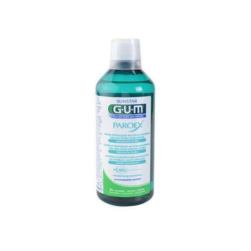 G.U.M Paroex płyn do płukania jamy ustnej przeciw paradentozie + do każdego zamówienia upominek. (płyn do jamy ustnej)