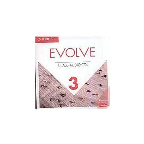 OKAZJA - Evolve 3 Class Audio CDs