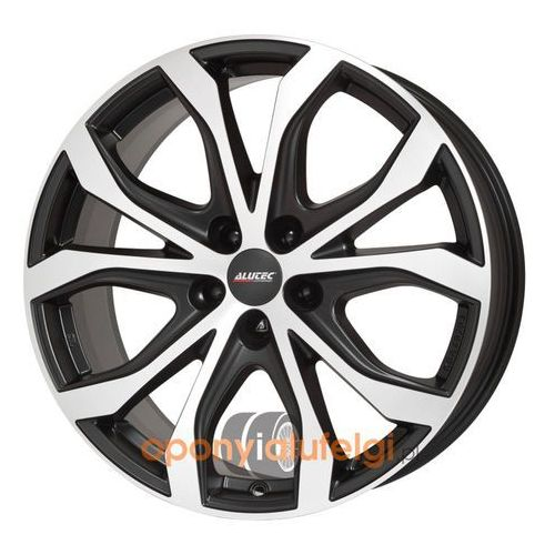 Alutec  w10x racing black frontpolished 8.00x18 5x112 et40 dot