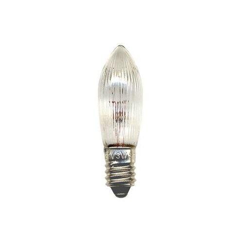 12V lampki zapasowe E10 2,4W 3 szt