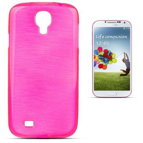 """Forcell """"jelly brush samsung galaxy s4"""" (pink)"""