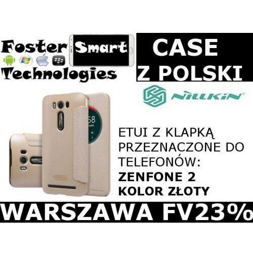 Nillkin CASE KLAPKA ZENFONE 2 GOLD zPL FV23%, C13A-795DA