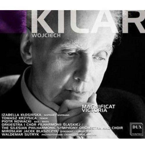 Dux recording producers Wojciech kilar. magnificat. victoria.