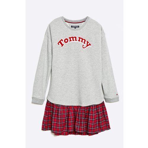 - sukienka dziecięca 128-176 cm marki Tommy hilfiger