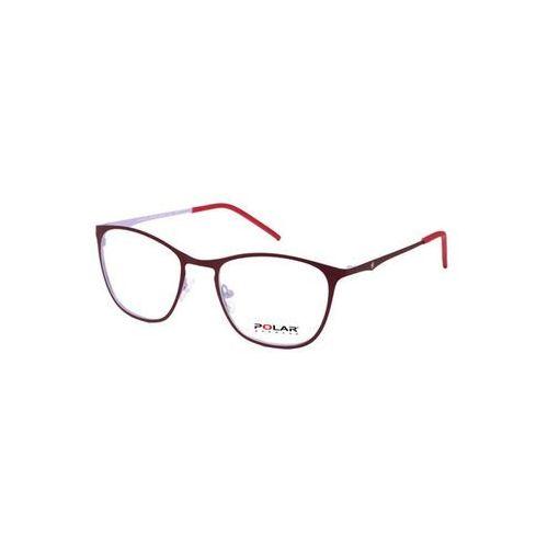 Okulary korekcyjne pl 814 46 marki Polar
