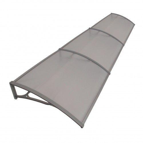 Metal-gum Daszek zadaszenie drzwi aluminiowe 300 x 100