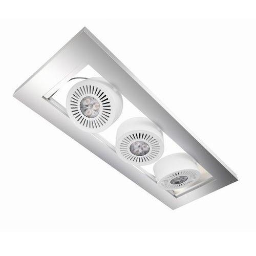 Ponadczasowa lampa sufitowa LED Tresol Trio z kategorii Lampy sufitowe