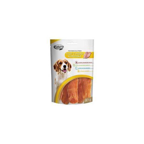 Dolina noteci Natural taste pies filet z piersi kurczaka 80g - 5900842016250- natychmiastowa wysyłka, ponad 4000 punktów odbioru!