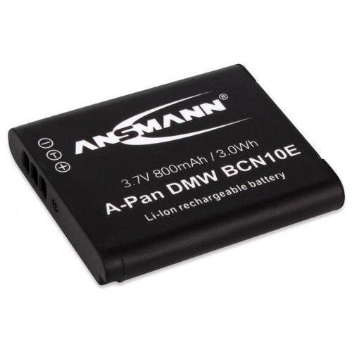 Akumulator ANSMANN do Panasonic A-Pan DMW BCN 10E (800 mAh)