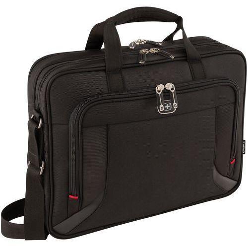 Wenger Prospectus Notebook Case 16 Black, 600649
