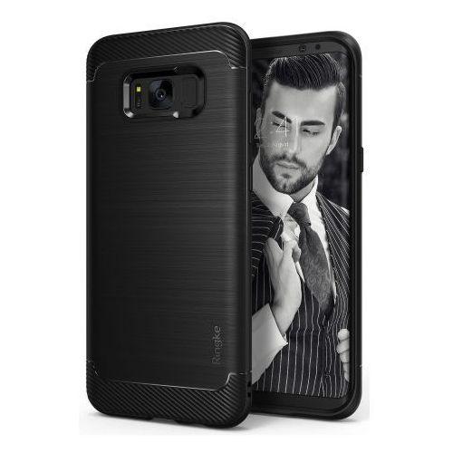 Odporne Etui Ringke Onyx Samsung S8 plus- Czarne, 8809525016730