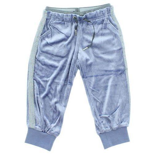 John richmond  spodnie dresowe dziecięce fioletowy 6 lat