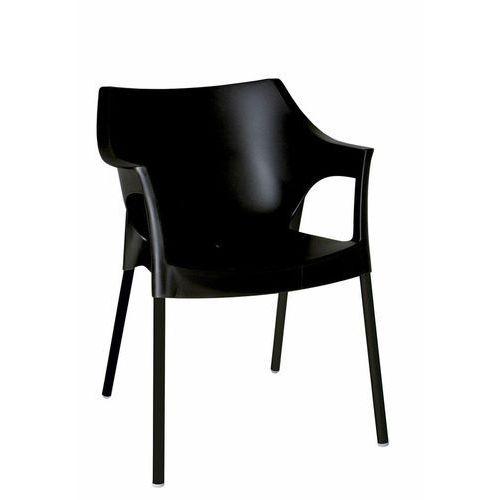 Krzesło Pole Deluxe - czerwony ||czarny (8411344025000)