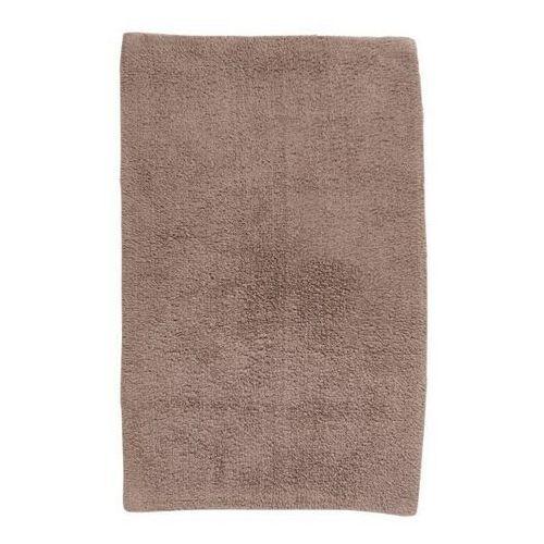 Dywanik łazienkowy bawełniany diani 50 x 80 cm taupe marki Cooke&lewis
