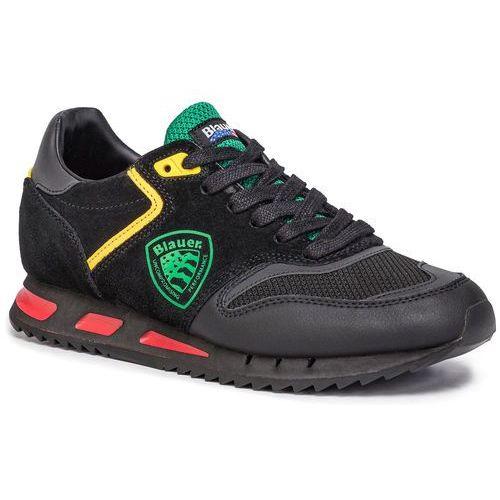 Sneakersy - 9fmemphis06/mel fantasy, Blauer, 40-46