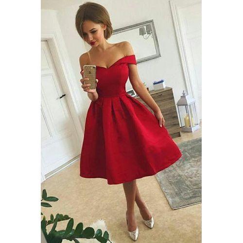 OKAZJA - Sukienka KANIRA RED