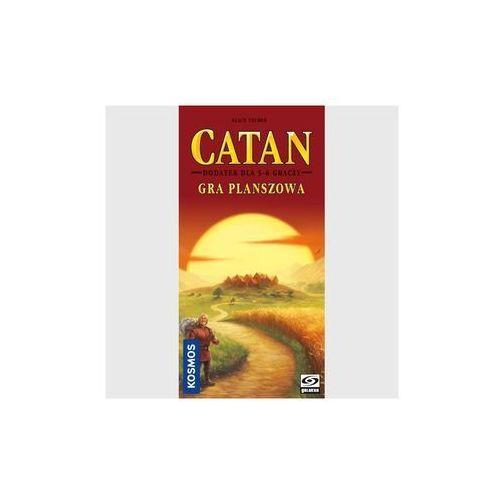 Catan - dodatek dla 5/6 graczy marki Galakta. Tanie oferty ze sklepów i opinie.