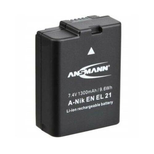 Ansmann Akumulator 1300 mah do nikon a-nik en el 21 (4013674023127)