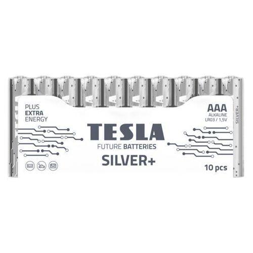 Bateria aaa silver+ [10 szt.] marki Tesla
