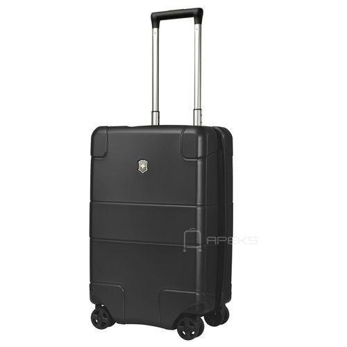 Victorinox lexicon hardside mała walizka kabinowa 23/55 cm / czarna - black