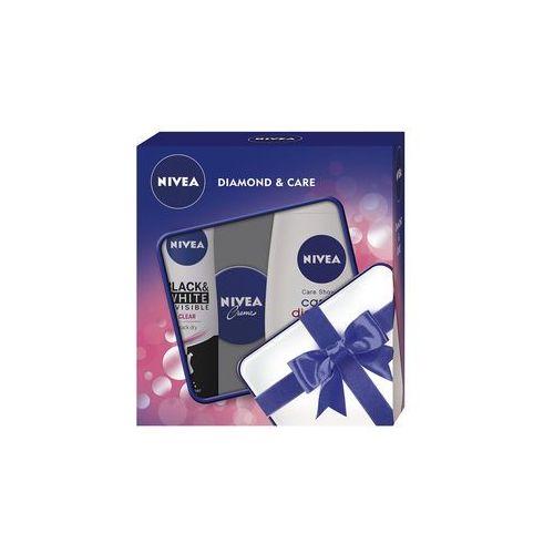 NIVEA Diamond & Care Zestaw kosmetyków (9005800306087)
