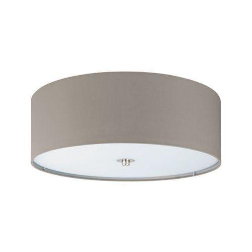 Plafon Eglo Pasteri 94919 z abażurem 3x60W E27 + żarówka LED za 1 zł GRATIS!, 94919