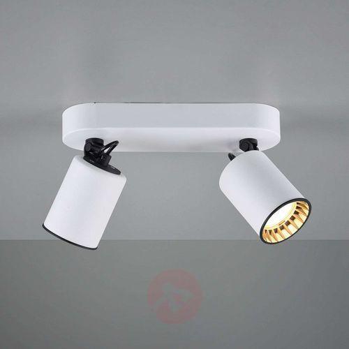 Trio Lampa sufitowa leuchten pago biały, 2-punktowe - nowoczesny - obszar wewnętrzny - pago - czas dostawy: od 6-10 dni roboczych