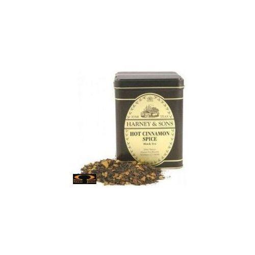 Harney & sons Herbata  hot cinnamon spice, puszka liściasta 227g