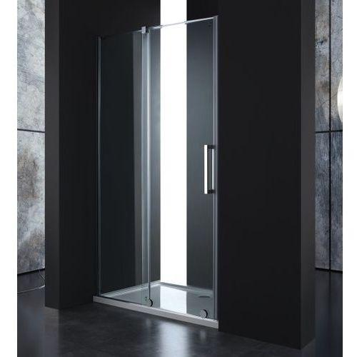 Drzwi prysznicowe wnękowe 120 cm etna marki Atrium