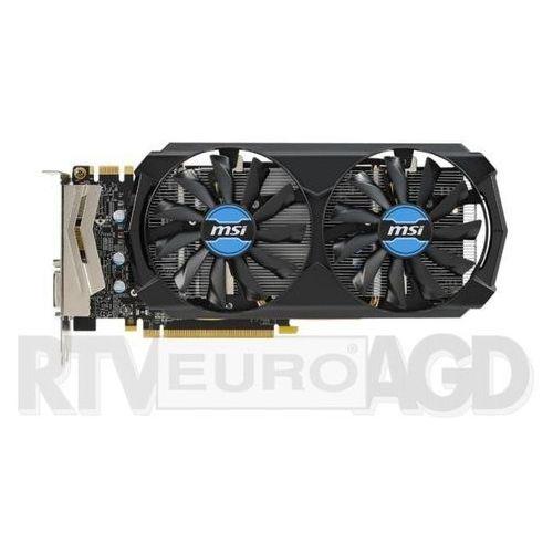 MSI GeForce GTX970OC 4GB DDR5 PCI-E 256bit - produkt w magazynie - szybka wysyłka! z kategorii Karty graficzne