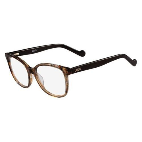Liu jo Okulary korekcyjne lj2652 265