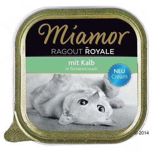 Miamor  vital balance cream - łosoś 6x100g (4000158750815)
