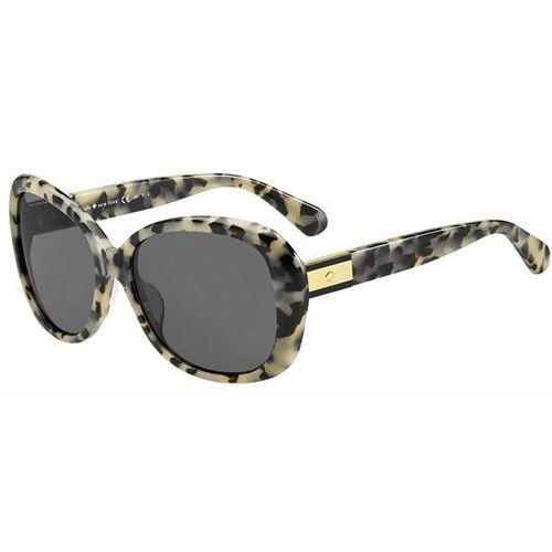 Okulary Słoneczne Kate Spade Judyann/P/S Polarized 0BOA/M9