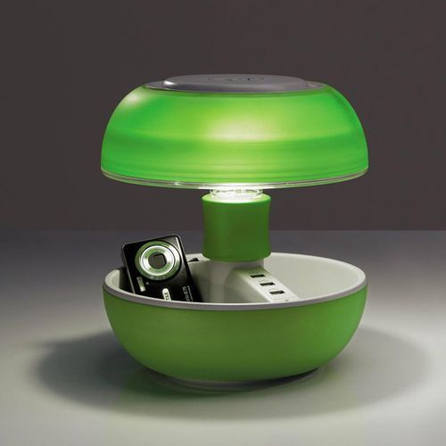 Joyo-lampa z portem usb multifunkcyjna przeświecająca wys.27cm marki Vivida