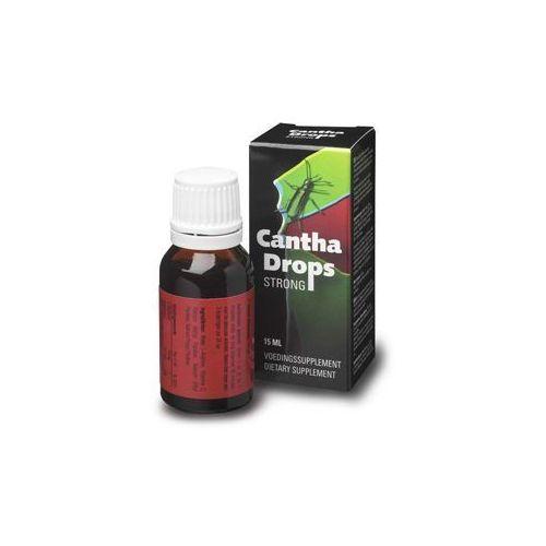 Silne krople miłości dla par cantha s-drops 15 ml 179652 marki Cobeco pharma