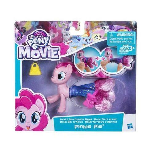 Hasbro My little pony, kucykowa przemiana, pinkie pie