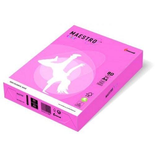 Papier ksero color a4 80g flamingo opi74 marki Maestro