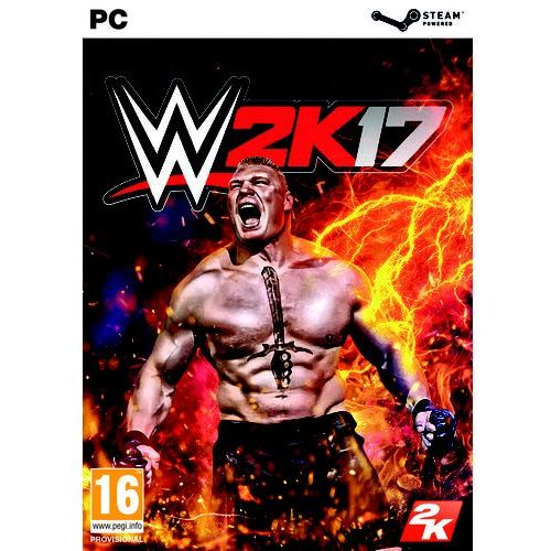 OKAZJA - WWE 2K17 (PC)
